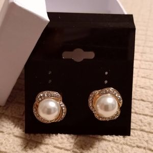 Vintage FR Fritz Rossier Earrings
